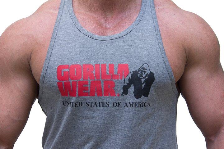 Gorilla Wear - Classic Tank Top, Grey