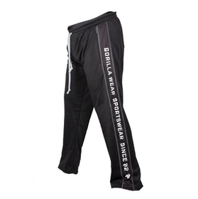 Functional Mesh Pants, black/white