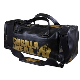Gym Bag Gold Edition, black/gold