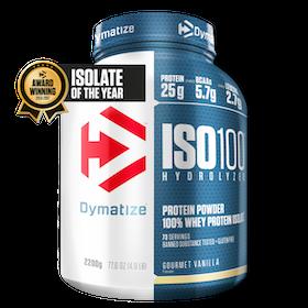 Dymatize - ISO100 HYDROLYZED 2,2kg