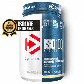 Dymatize - ISO100 HYDROLYZED 900g
