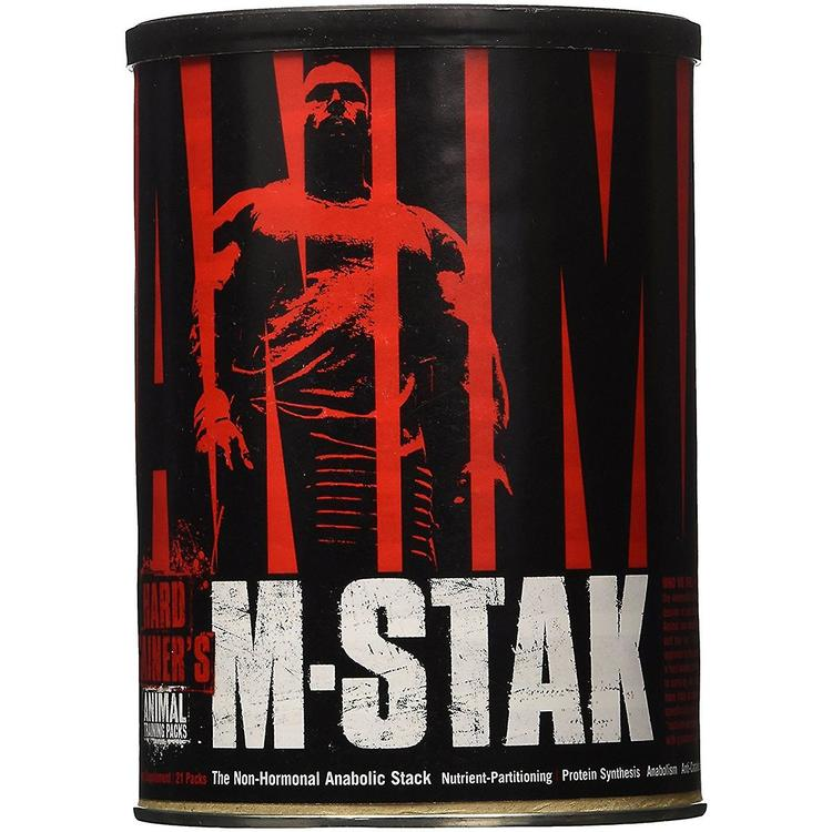 Universal Nutrition - Animal M-STAK 21 serv.