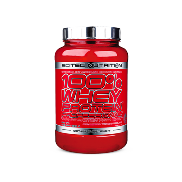 Scitech Nutrition 100% Whey Proffesional 920g