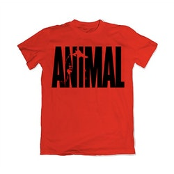 ANIMAL Iconic T-Shirt - red