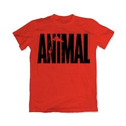 ANIMAL Iconic T-Shirt - red