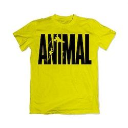 ANIMAL Iconic T-Shirt - yellow