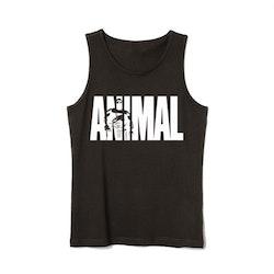 ANIMAL Tank Top - black