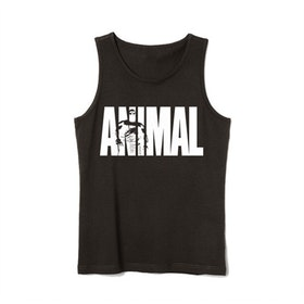 ANIMAL Tank Top - black