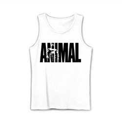 ANIMAL Tank Top - white