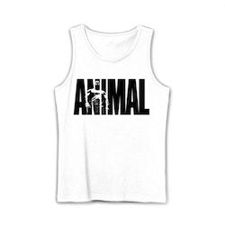 ANIMAL Tank Top - white