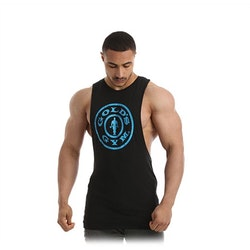 Golds Gym - Drop Armhole Tank - Black
