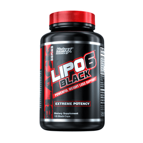 Nutrex  Lipo 6 - 120caps