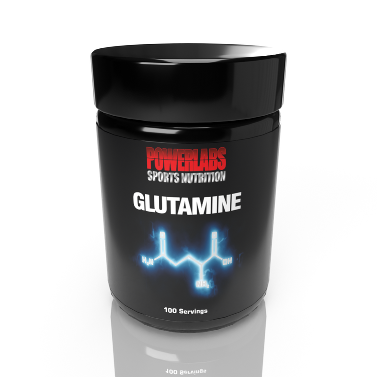 Powerlabs -  L - Glutamin