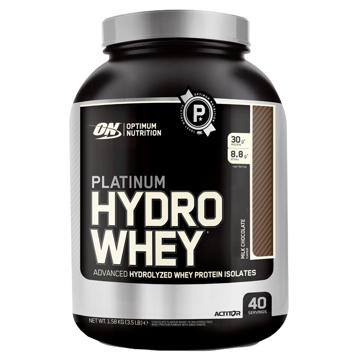 Optimum Nutrition - Platinum  Hydrowhey 1,6kg