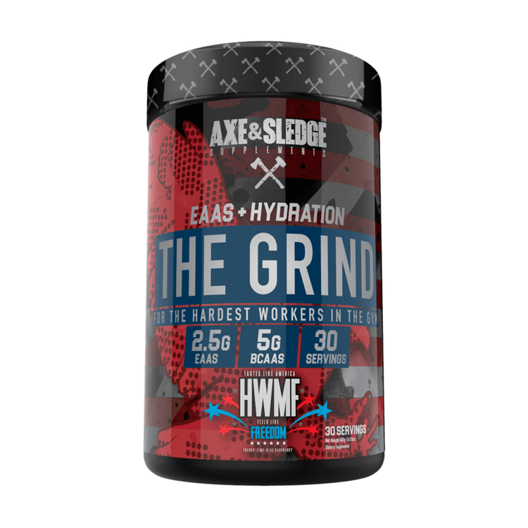 Axe & Sledge - The Grind EAA