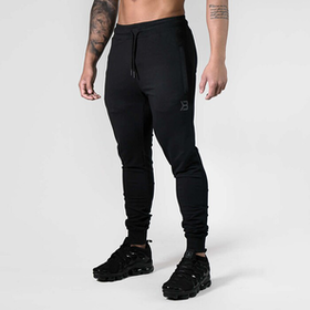 Tapered Joggers V2 - svart