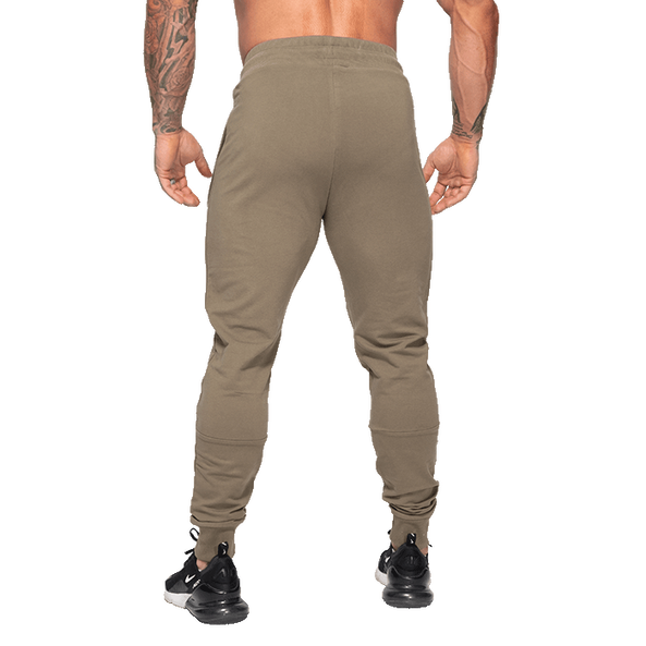 Tapered Joggers V2 - Washed green