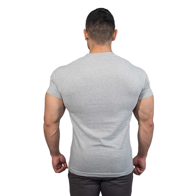 Better Bodies - Gym Tapered Tee, grey