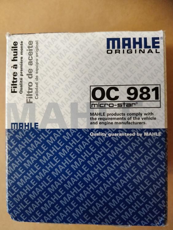 Mahle OC981