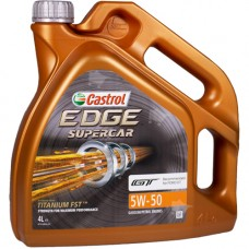 Castrol Edge Supercar 5W-50 4L