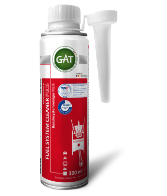 GAT Fuel System Cleaner PLUS