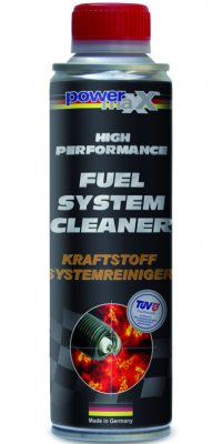 PowerMAxx Fuel System Cleaner
