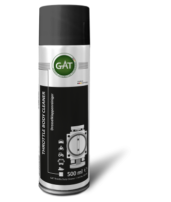 GAT Throttle Body Cleaner