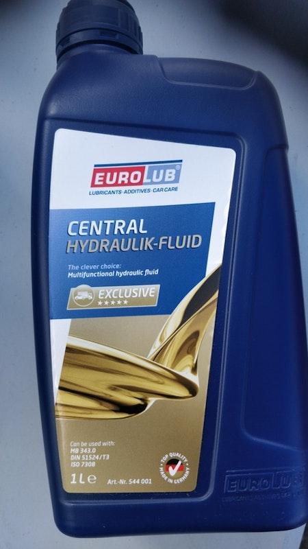 Central Hydraulik Fluid