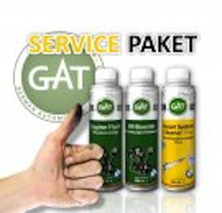 GAT Premium servicepaket Diesel