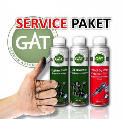 GAT premium servicepaket bensin