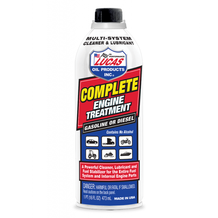 Lucas Complete Engine Treatment 473 ml