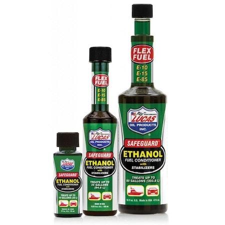 Lucas Safeguard ™ Etanol bränsleadditiv