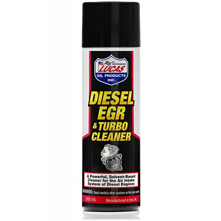 Lucas Diesel EGR & Turbo Cleaner 500 ml