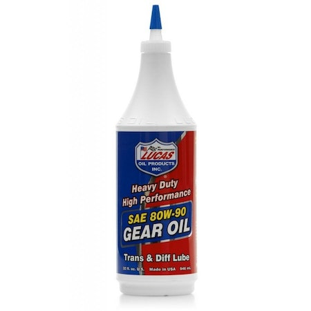 LUCAS HD GEAR OIL 80W-90