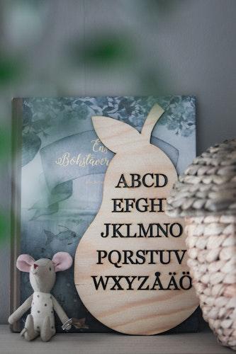 Alfabetstavla/ kunskapstavla - Päron