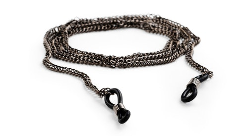 Snodd svart metall