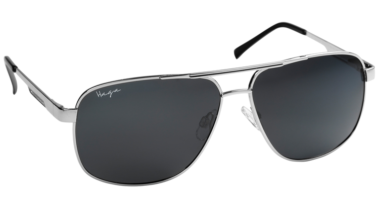 Denver Polarized Silver Metal