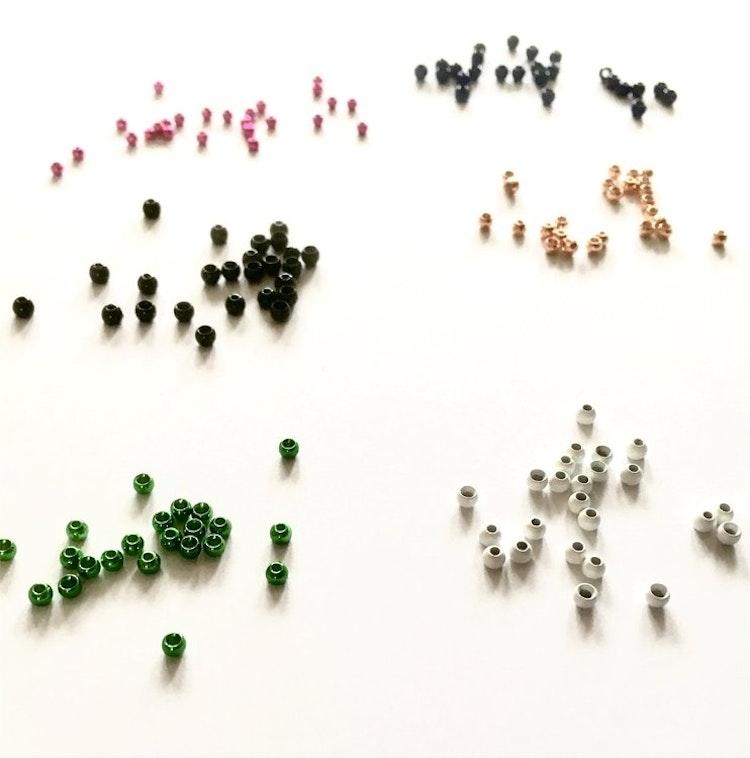 150st guldskallar i 6 olika färger