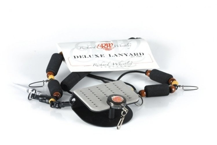 Richard Wheatley Deluxe Lanyard