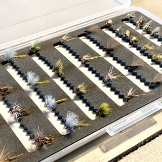 Midge-kollektion | 40 st exklusiva flugor