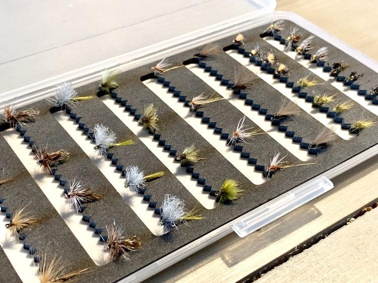 Midge-kollektion   40 st exklusiva flugor