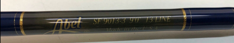 ABEL SF 9013-3 saltvattensvärsting