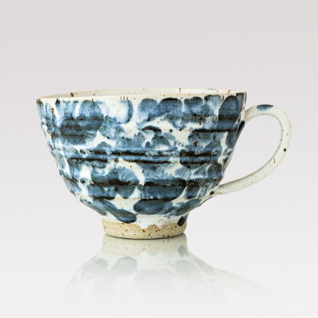 Handmade tea cup