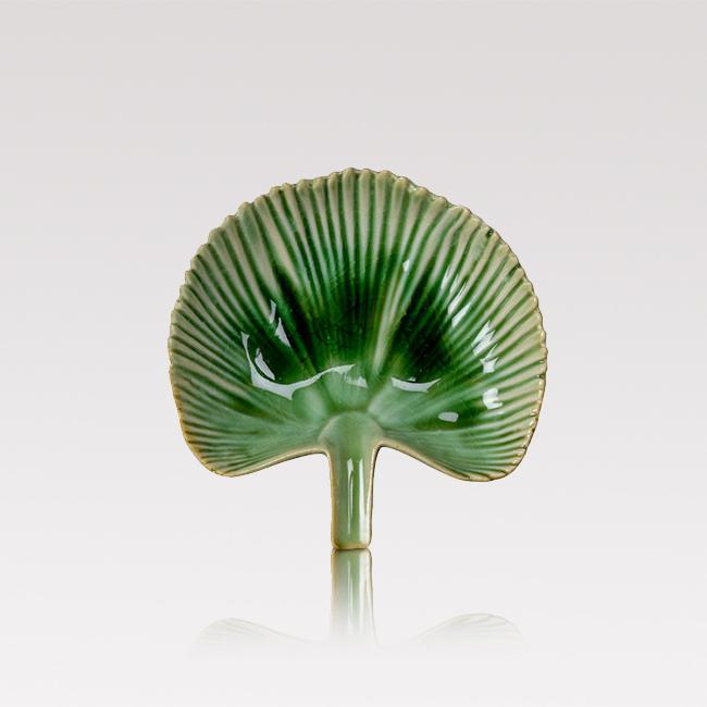 Leaf plate