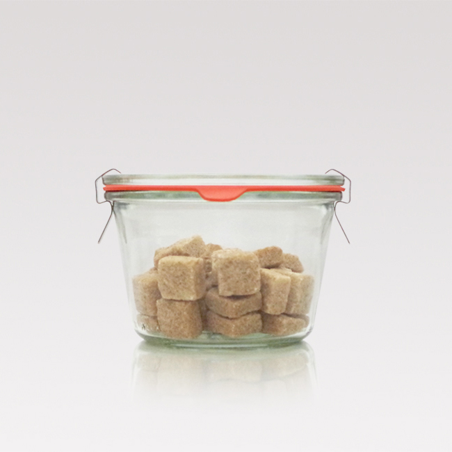 Weck glass jar 370ml