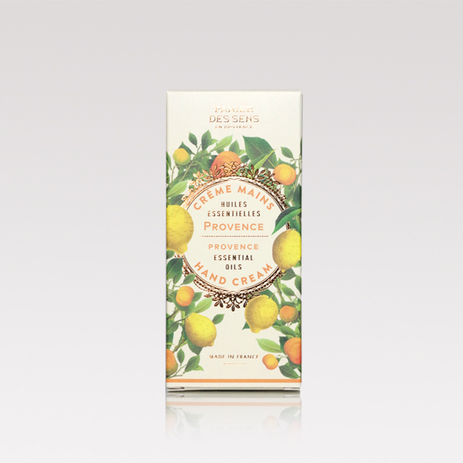 Soothing Provence hand cream