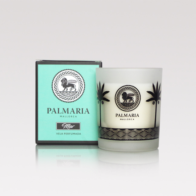 Scented candle Mar