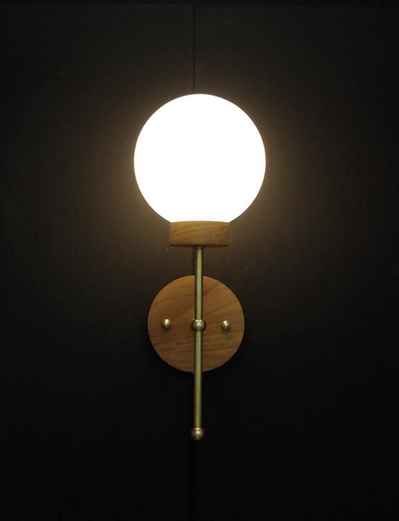 Ws3 handmade wall light
