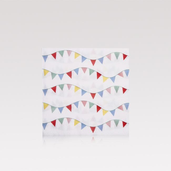 Paper napkins 30-p