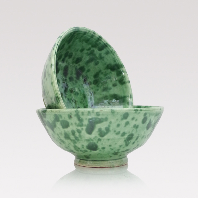 Handmade Moroccan bowl L